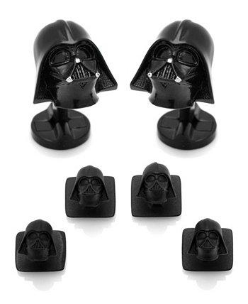 Мужские запонки и заклепки 3D Darth Vader Star Wars