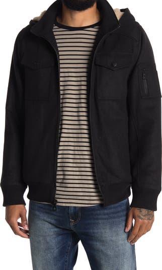 Куртка-бомбер на подкладке из искусственного меха Urban Republic