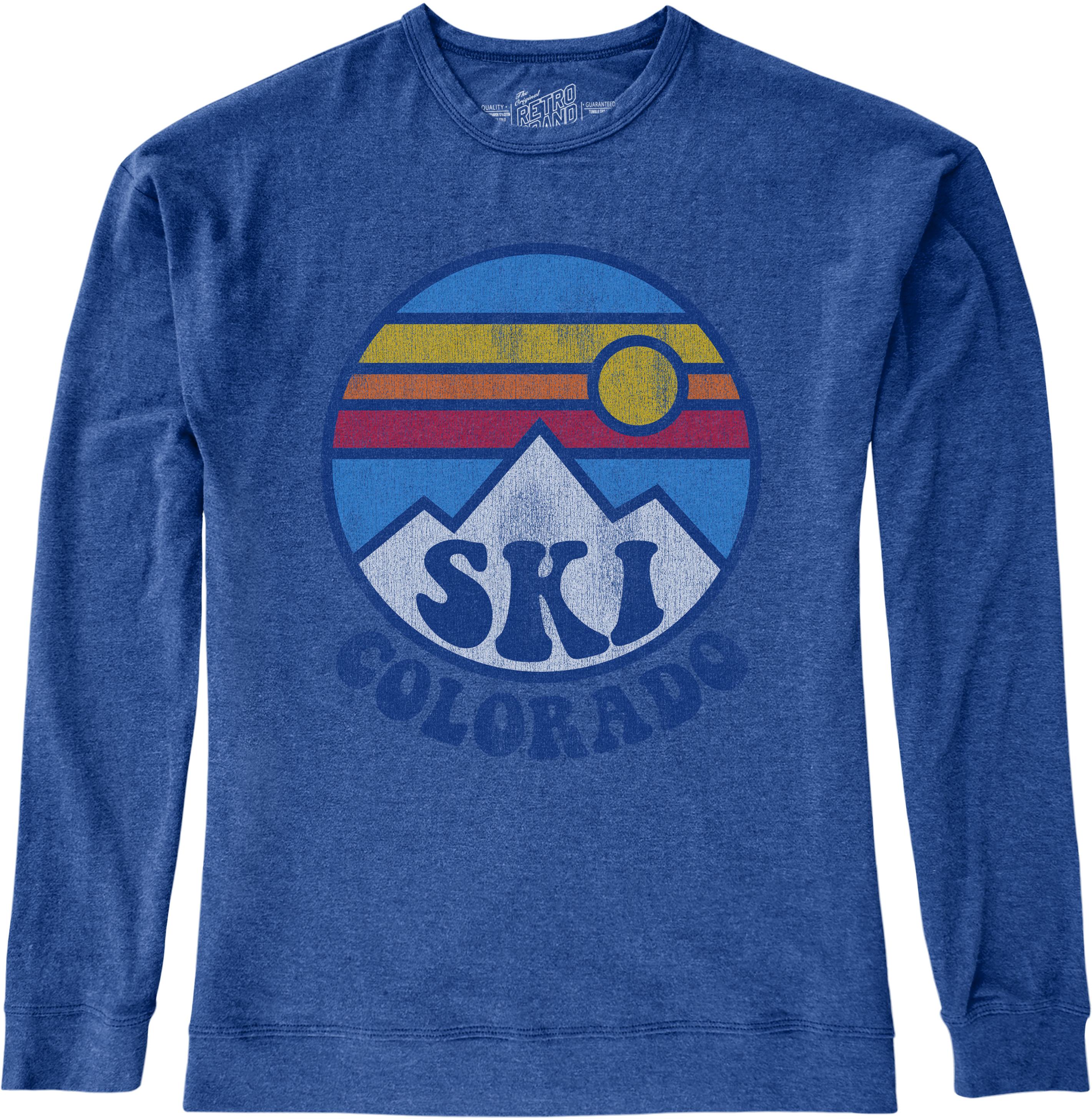 Свитшот Cozy Haachi Ski Colorado (Big Kids) The Original Retro Brand Kids