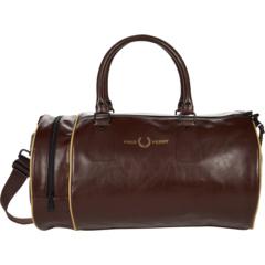 Изысканная сумка для бочек из полиуретана Fred Perry