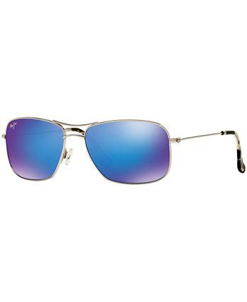 Поляризованные солнцезащитные очки Wiki Wiki, 246 Maui Jim