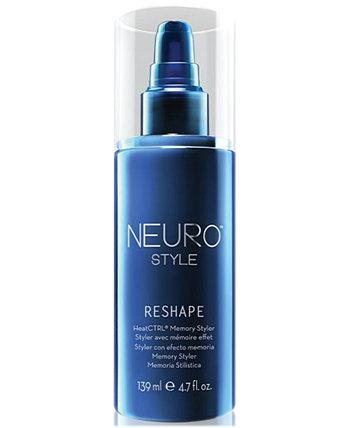 Neuro Style Reshape HeatCTRL Memory Styler, 4,7 унции, от PUREBEAUTY Salon & Spa PAUL MITCHELL