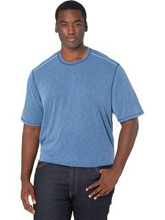 Двусторонняя футболка с короткими рукавами Big & Tall Tommy Bahama Big & Tall