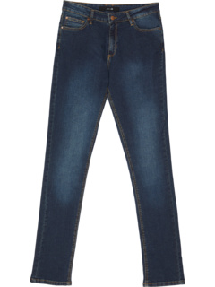 Прямые и узкие джинсы Brixton в цвете Mountain Blue (Big Kids) Joe's Jeans Kids