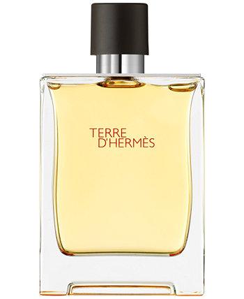Terre d'Hermès Parfum, 6,7 унций. HERMÈS