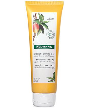 Питательный несмываемый крем с манго Klorane