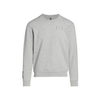 Вышитый пуловер с круглым вырезом McQ