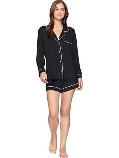Gisele - пижамный комплект с длинными рукавами и короткими рукавами Eberjey