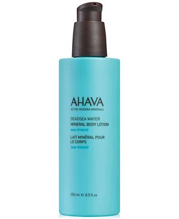 Минеральный лосьон для тела - Морской поцелуй AHAVA