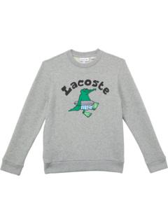 Свитшот до 8 лет (малыши / маленькие дети / дети старшего возраста) Lacoste Kids