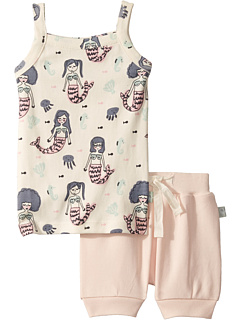 Футболка Cami с шортами-шортами (для младенцев / малышей) Finn + emma
