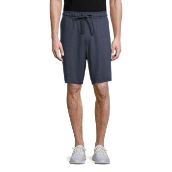 Graphic Lounge Terry Shorts Michael Kors