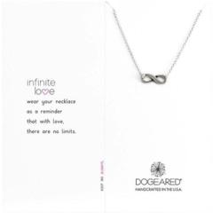 Бесконечная любовь Бесконечное ожерелье Dogeared