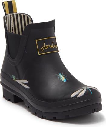 Короткие сапоги от дождя Wellibob Joules