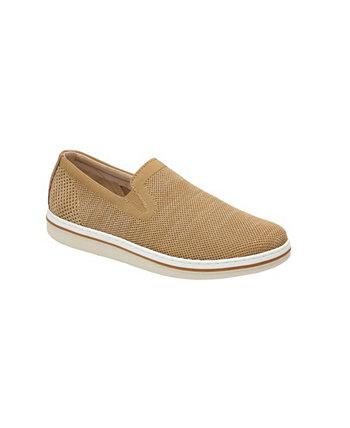 Men's Trenton Knit Slip-On Shoes Johnston & Murphy