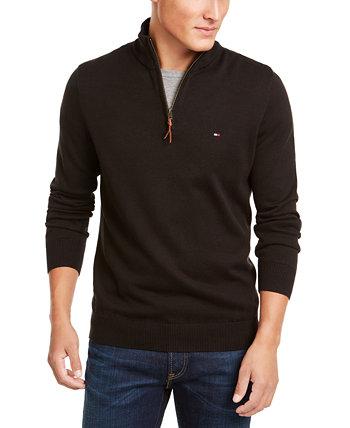 Мужской свитер с застежкой-молнией Tommy Hilfiger