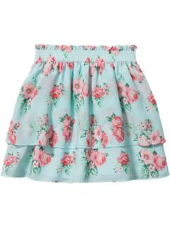 Шифоновая юбка с воланами (для малышей / маленьких детей / детей старшего возраста) Janie and Jack