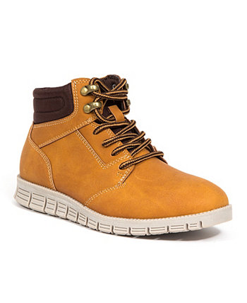 Классические гибридные удобные повседневные кроссовки Big Boys Archer Jr на шнуровке, броги Deer Stags
