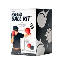 Reflex Ball Kit Set of Two Protocol