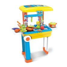 World Tech Toys Lil 'Chef Набор для багажа из 37 предметов World Tech Toys
