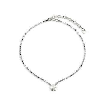 Ожерелье с драгоценным кристаллом DANNIJO