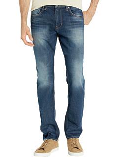 Blake Slim Straight Zip Fly в перевернутом виде Hudson Jeans