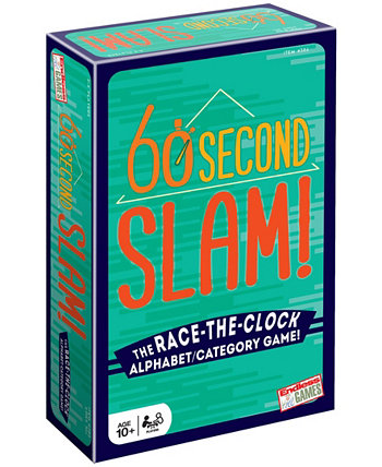 60-секундный удар! Endless Games