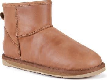 Короткие ботинки Cozy X из натуральной овечьей шерсти Australia Luxe Collective