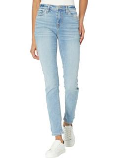Супероблегающие лодыжки Nico со средней посадкой в цвете Lightless Hudson Jeans