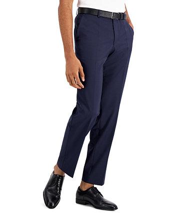Мужской костюм BOSS Modern-Fit из шерсти Superflex с отдельными штанами HUGO