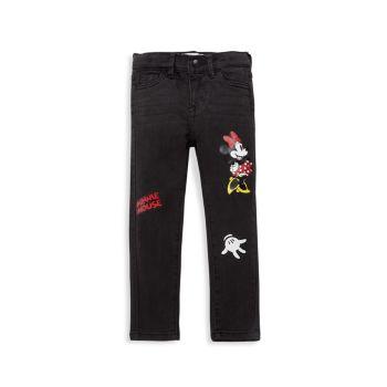 Little Girl's Levi's x Disney Minnie Mouse Super Skinny Jeans Levi's
