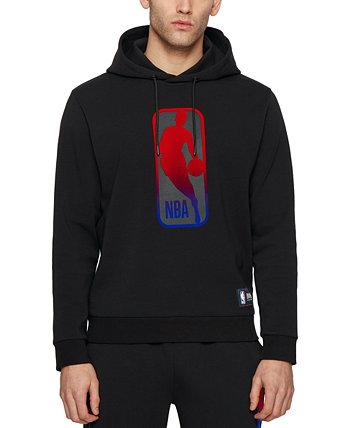Мужская толстовка с капюшоном BOSS x NBA BOSS Hugo Boss