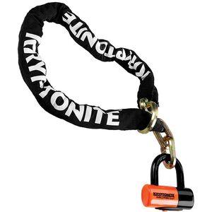 New York Noose Chain 1213 + дисковый замок Evolution Kryptonite