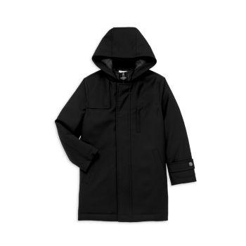 Little Boy's & amp; Пальто Gotham с капюшоном для мальчиков Appaman