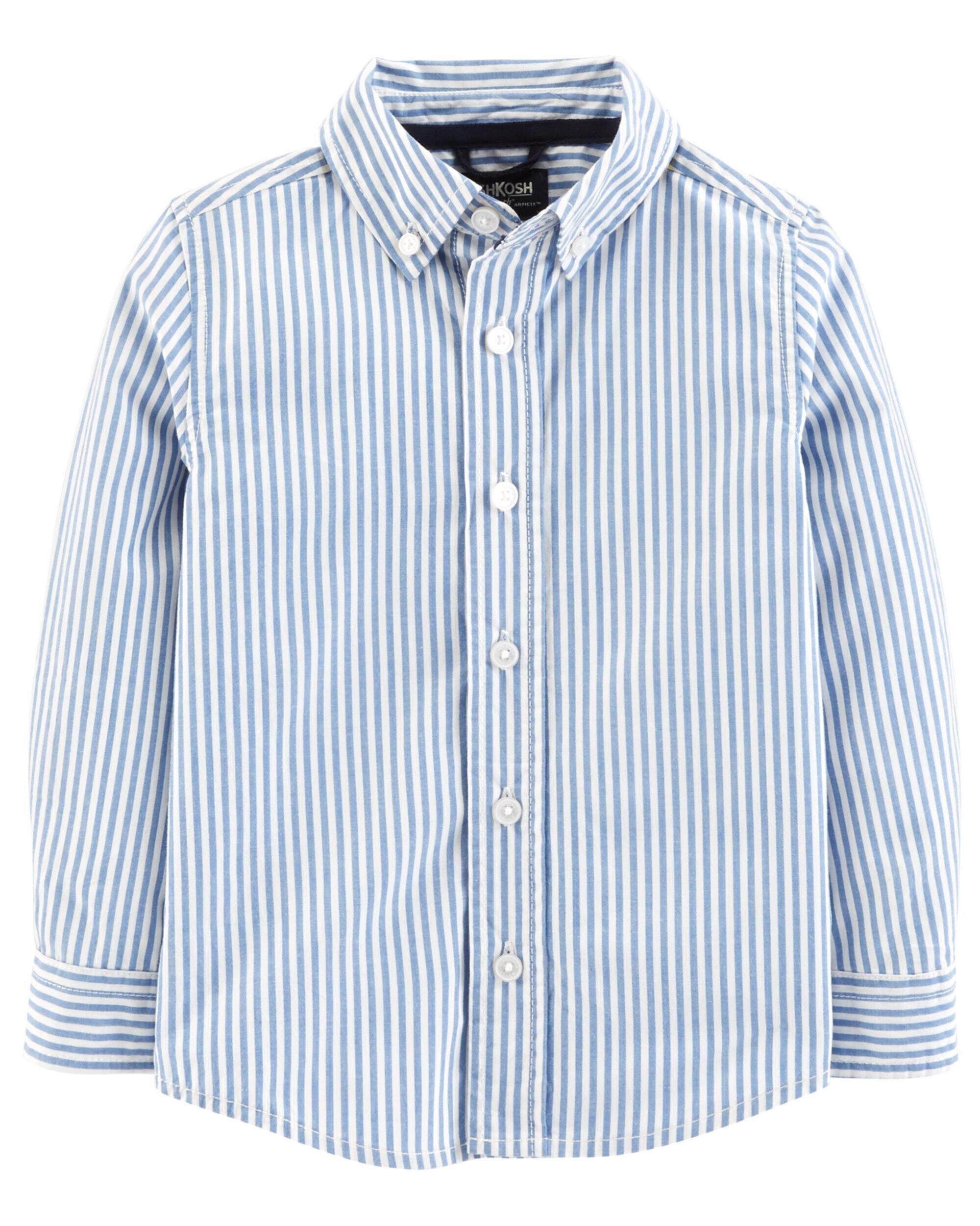 Рубашка форменная на пуговицах OshKosh B'gosh OshKosh
