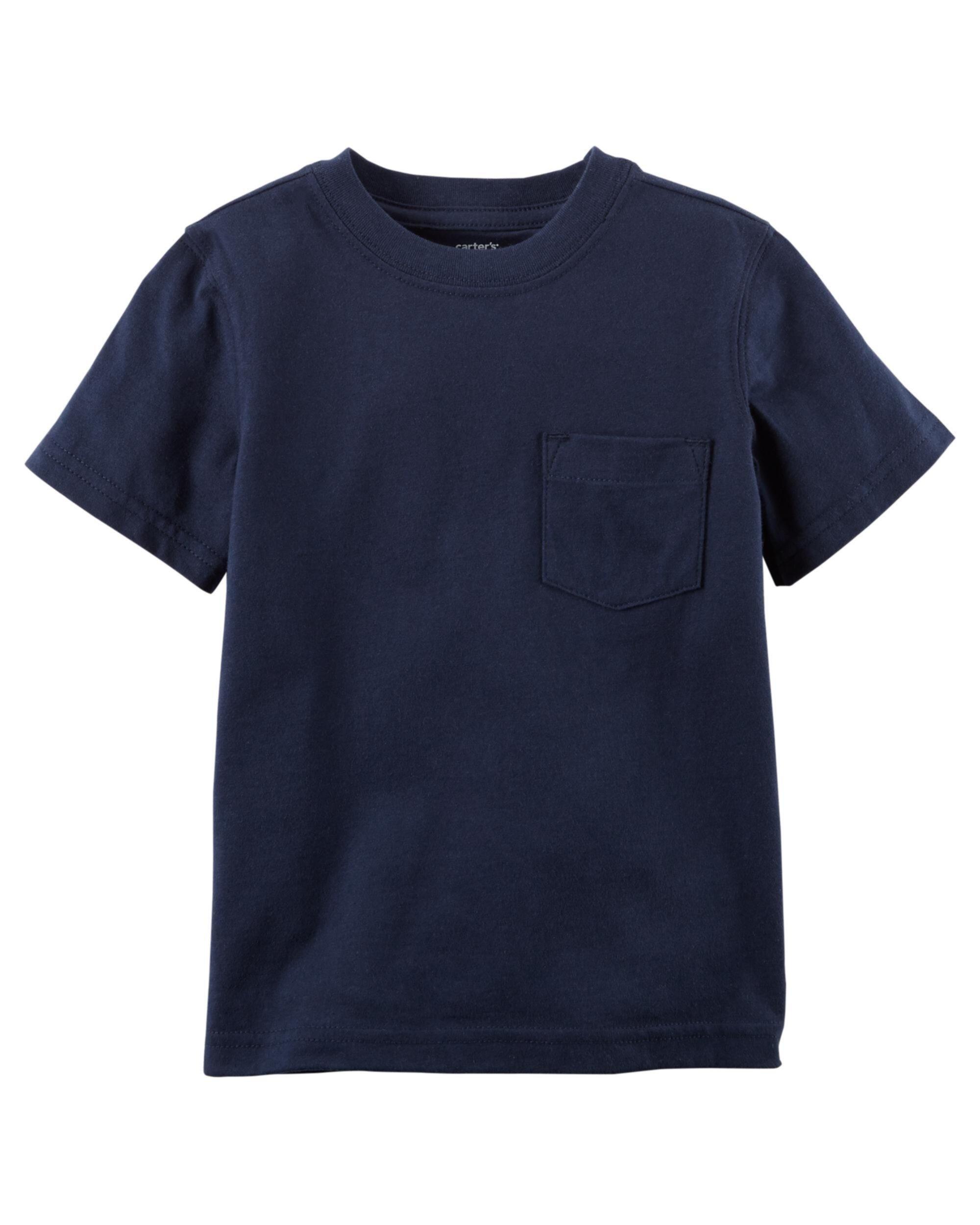 Карманная футболка Картера Carters