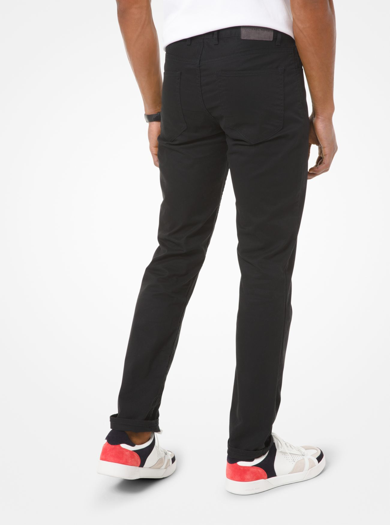 Узкие эластичные штаны Parker Michael Kors