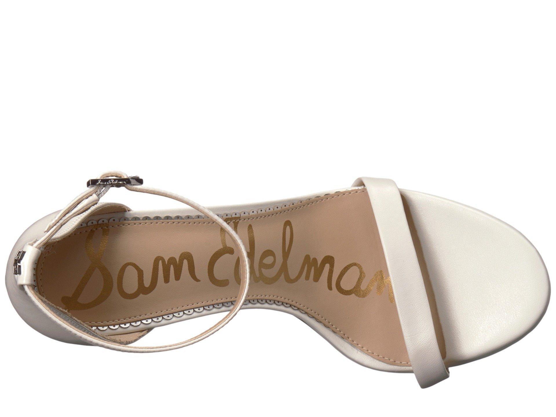 Босоножки на каблуке Ariella Sam Edelman