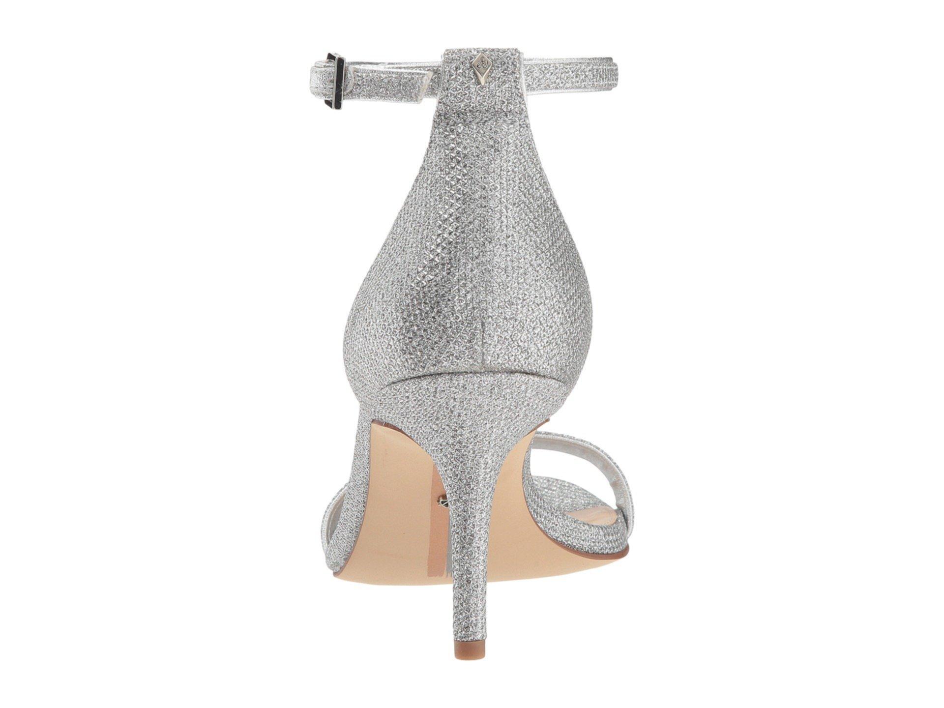Сандалии на каблуке с ремешком Patti Sam Edelman