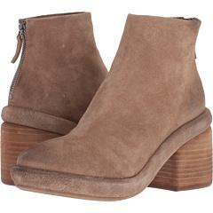 Короткие ботинки на молнии сзади Marsell
