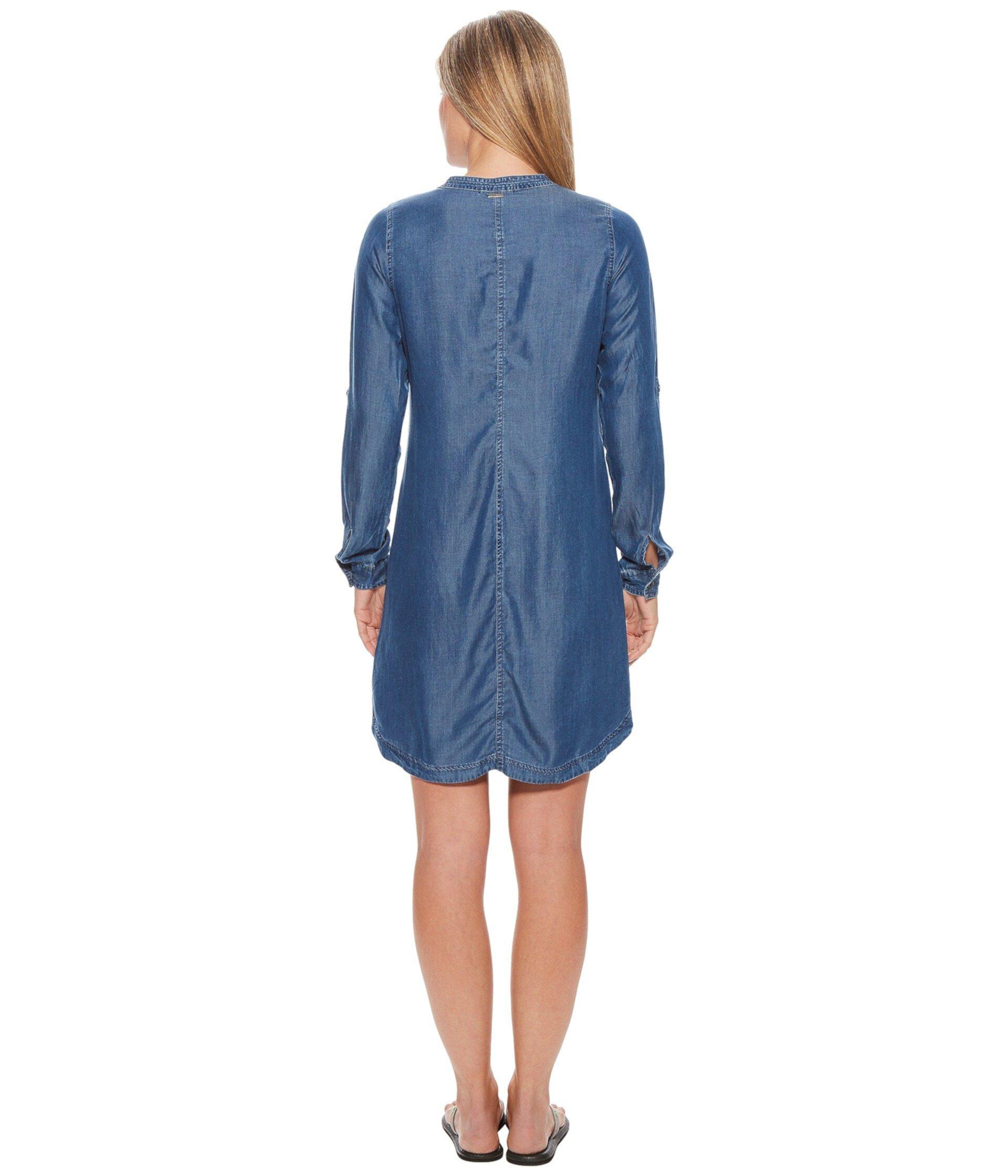 Алики рубашка платье Prana