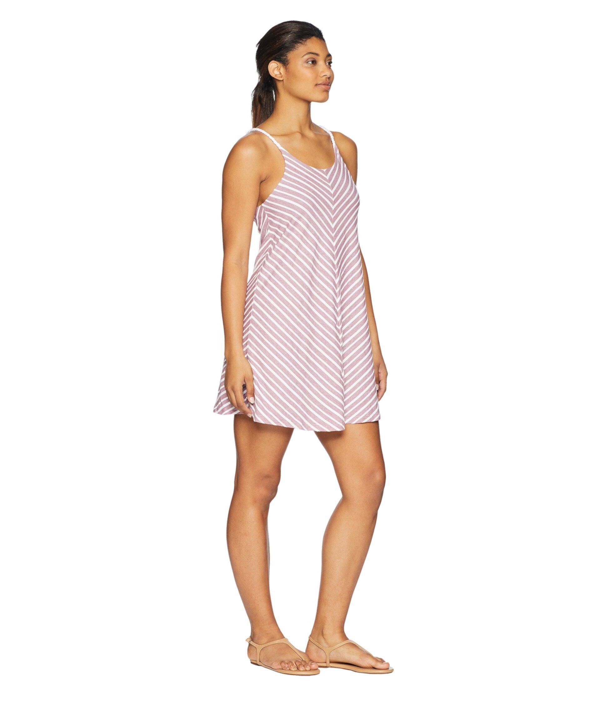 Платье на берегу моря Prana