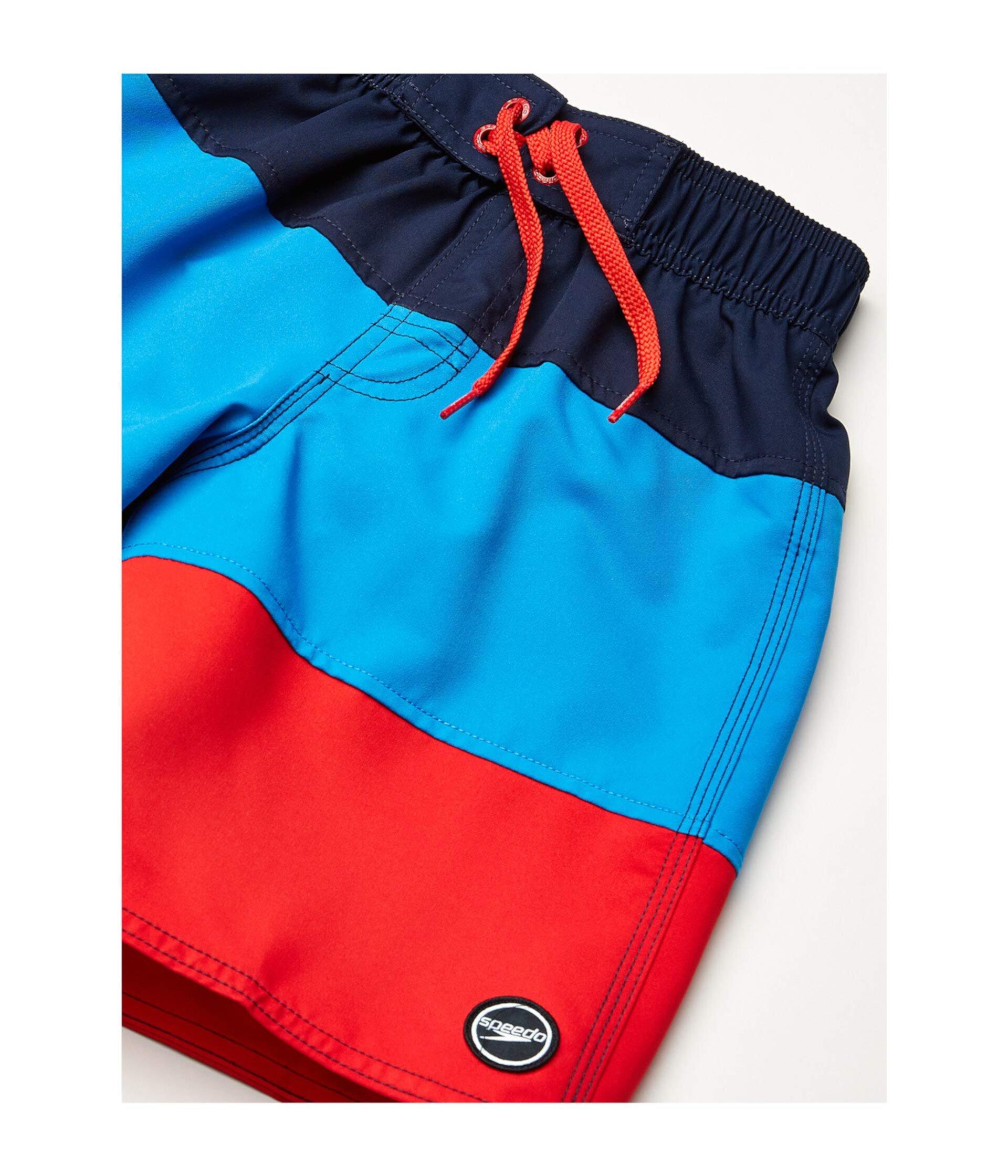 Заблокированные шорты для волейбола (Little Kids / Big Kids) Speedo Kids