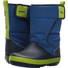 LodgePoint Snow Boot (Малыш / Малыш) Crocs Kids