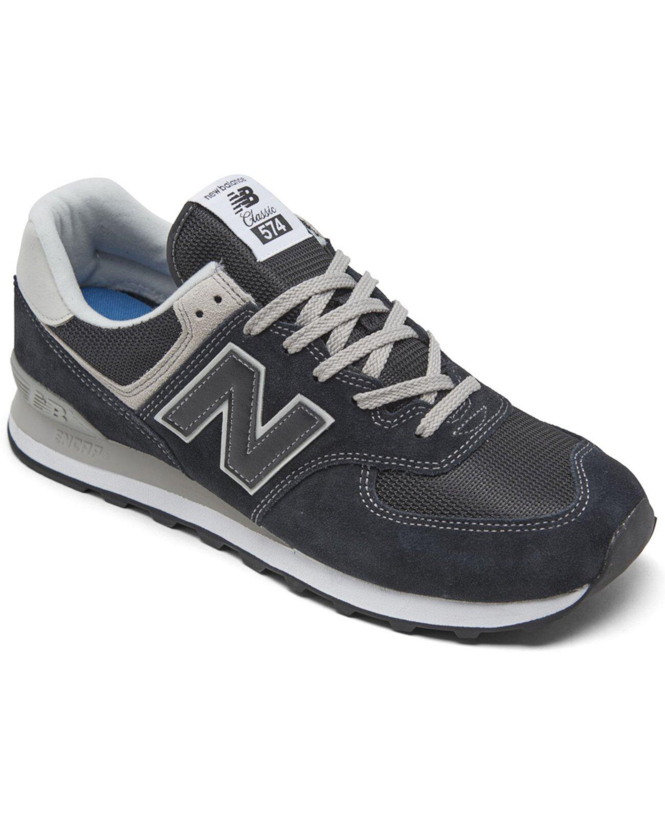 Мужские повседневные кроссовки 574 от Finish Line New Balance