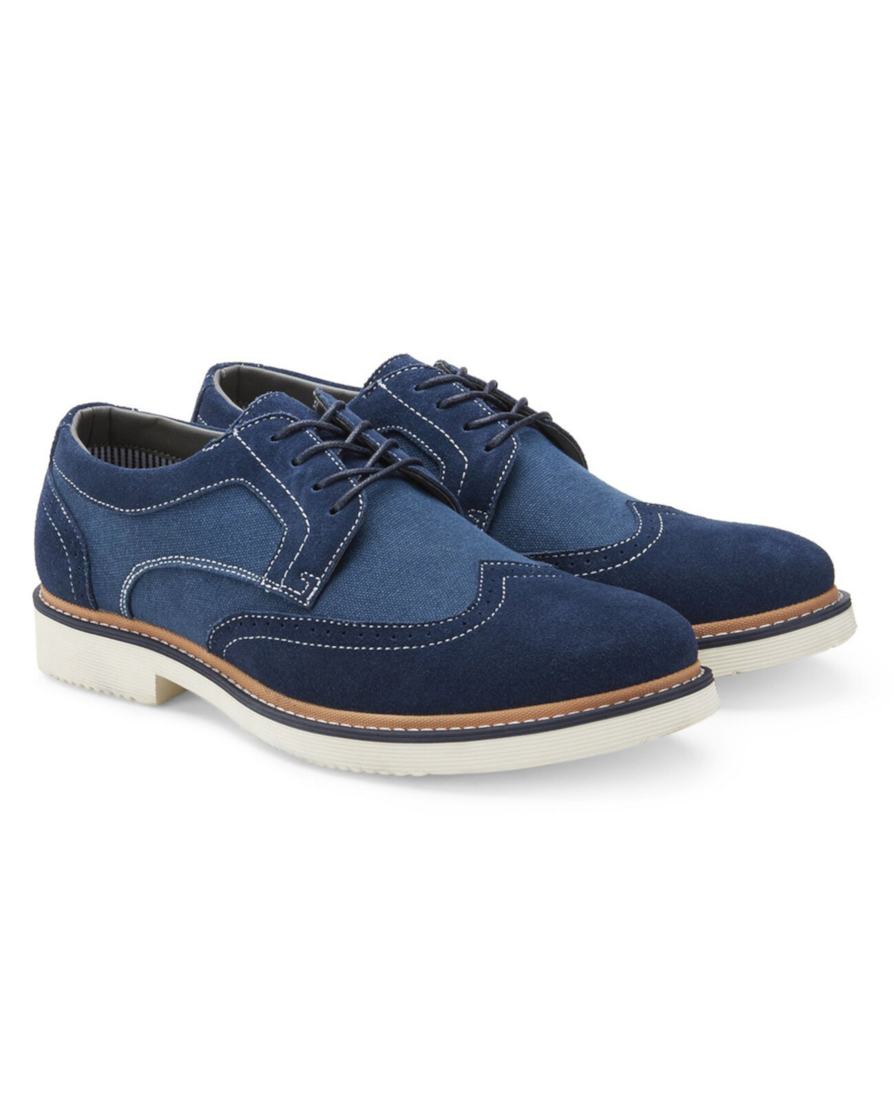 Мужчины Честер Вингтип Дерби Reserved Footwear