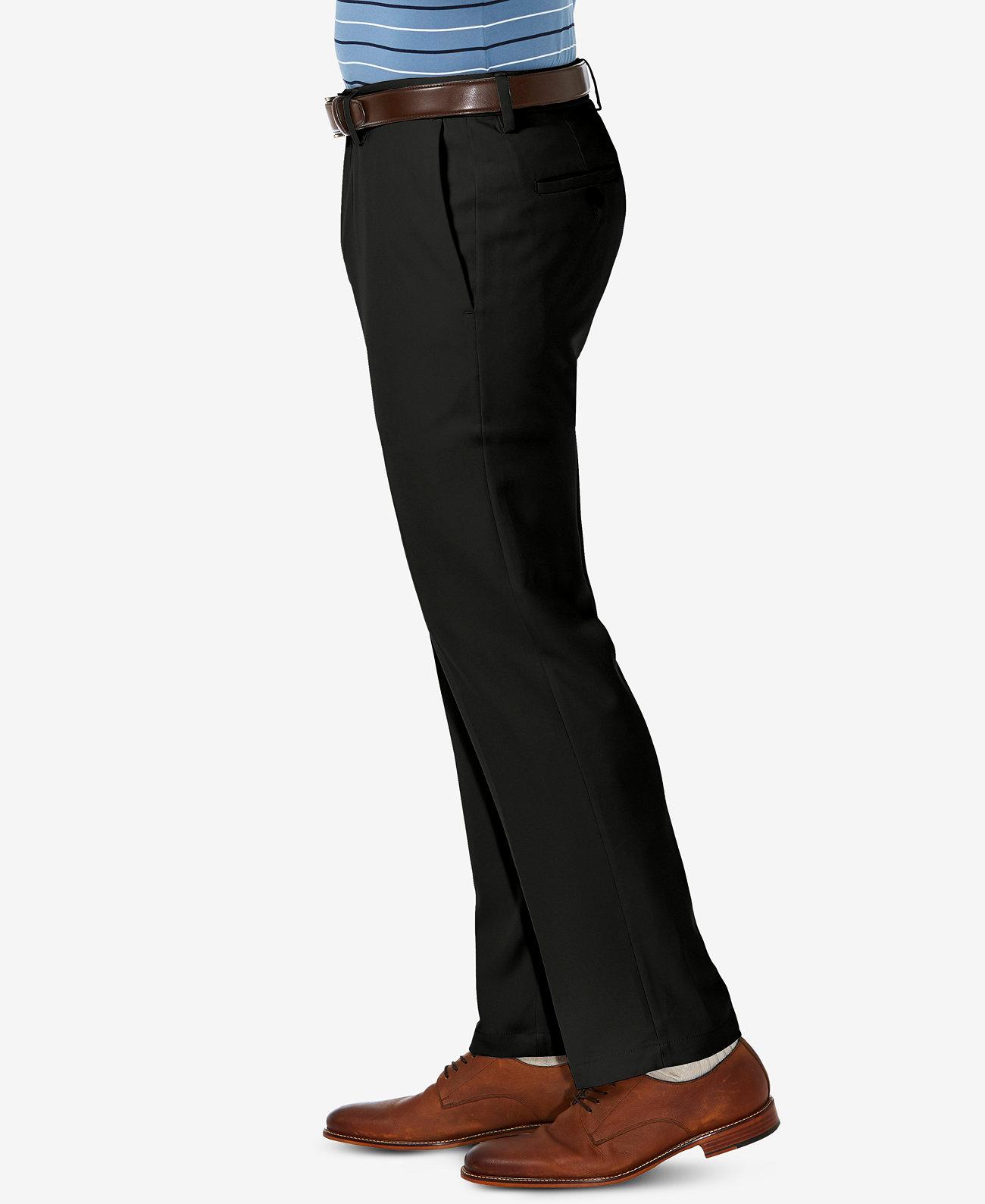 Мужские классические прямые брюки с плоской подошвой 18 PRO HAGGAR