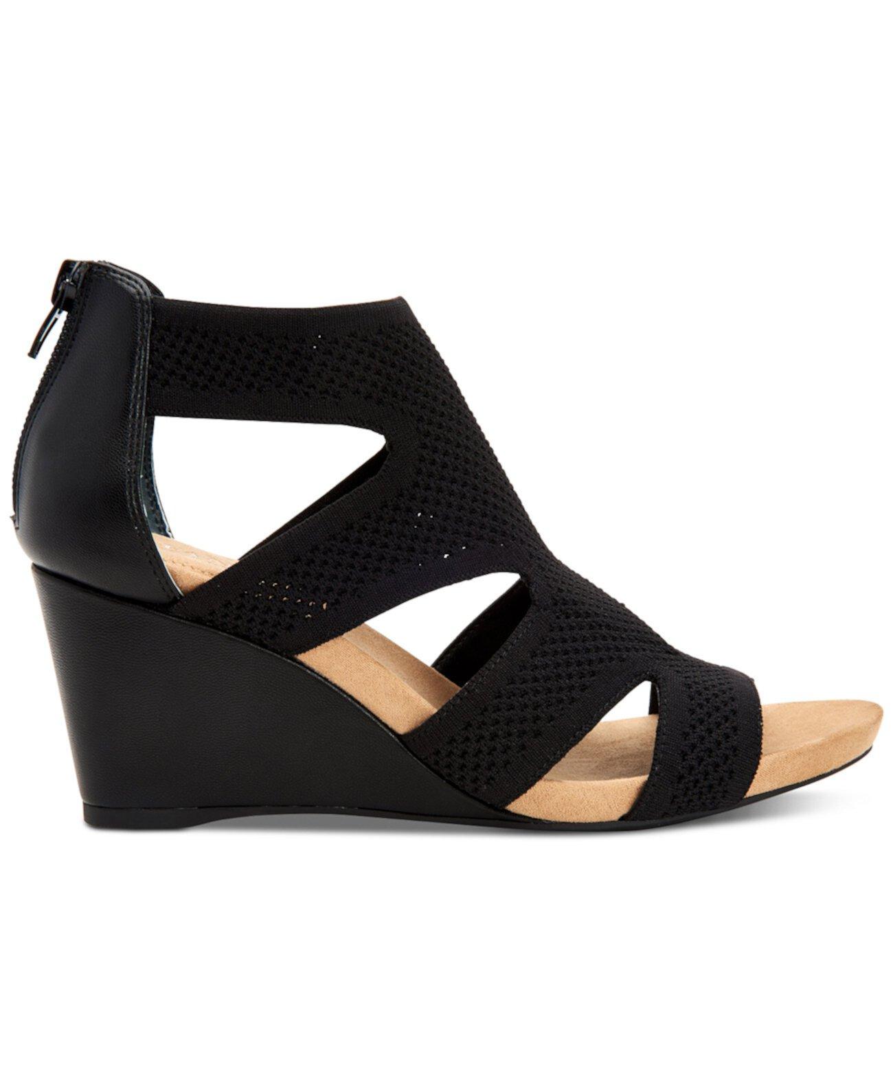 Женские сандалии на танкетке Step 'N Flex Pennii, созданные для Macy's Alfani