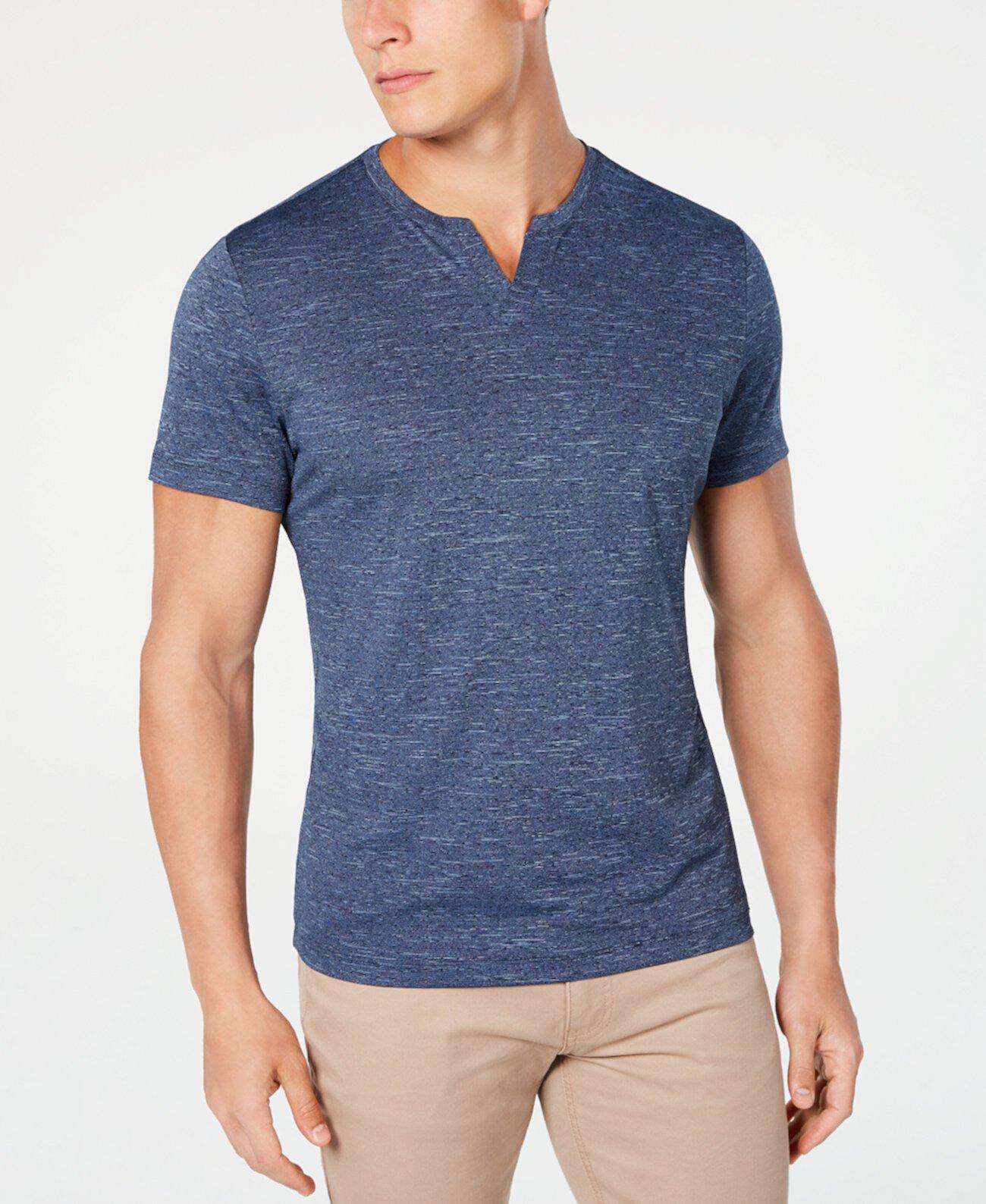 Мужская футболка End of End Dot, созданная для Macy's Alfani