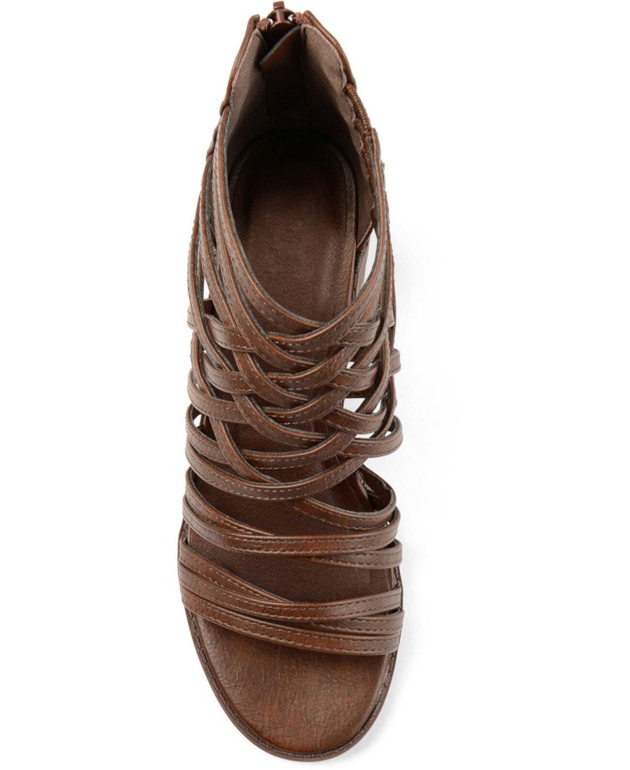 Женские сандалии дия Journee Collection